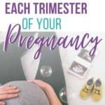 Creative ways to document your pregnancy for first time moms