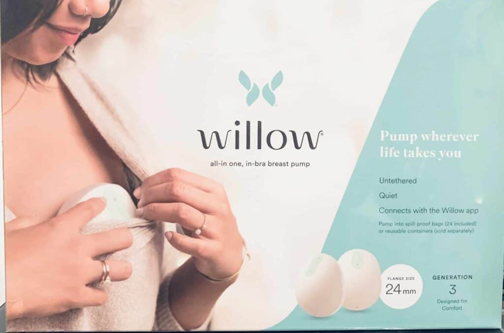 willow breast pump