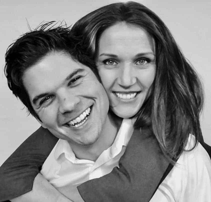 Stephen Mitchell and Erin AB Mitchell