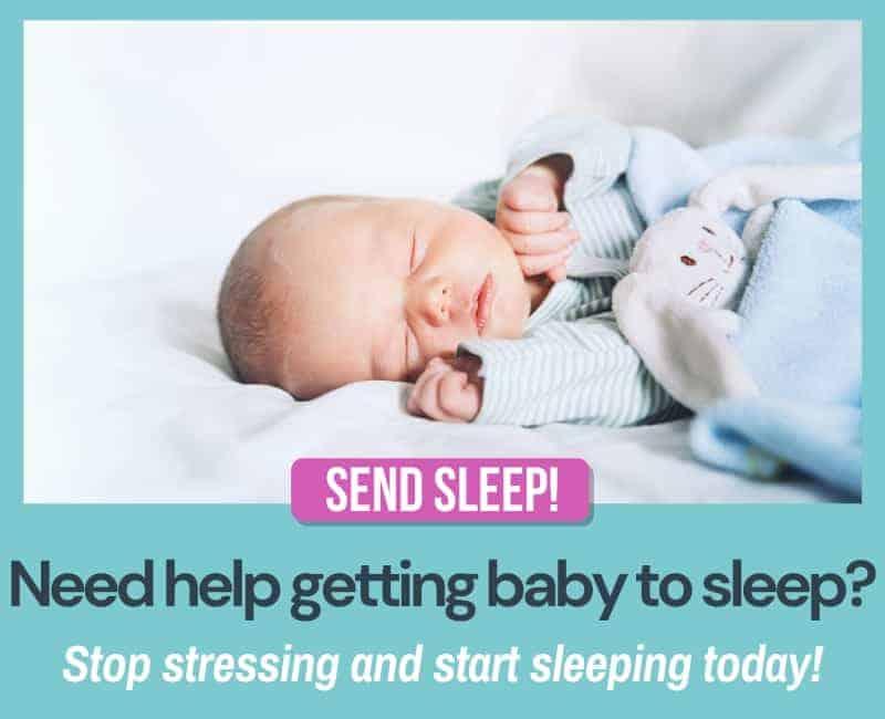 taking cara babies sleep class