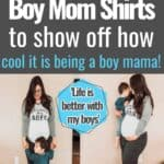 boy mom shirts