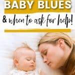 PPD vs Baby Blues - What should postpartum moms know?