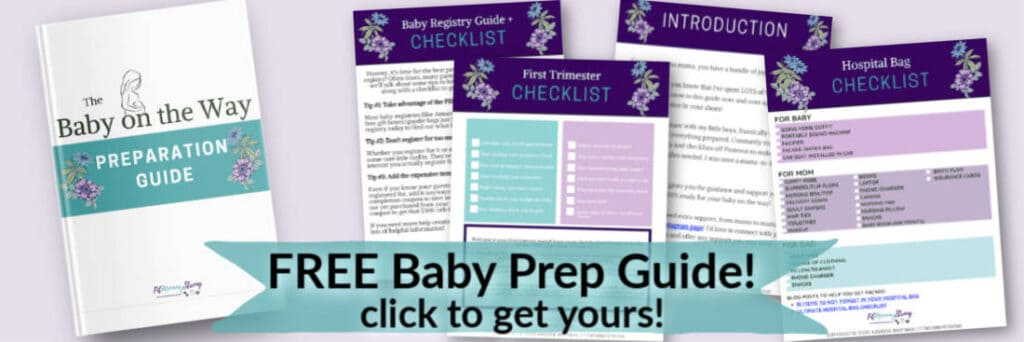 baby on the way preparation guide