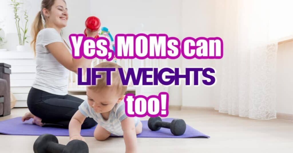 lifting weights while pregnant