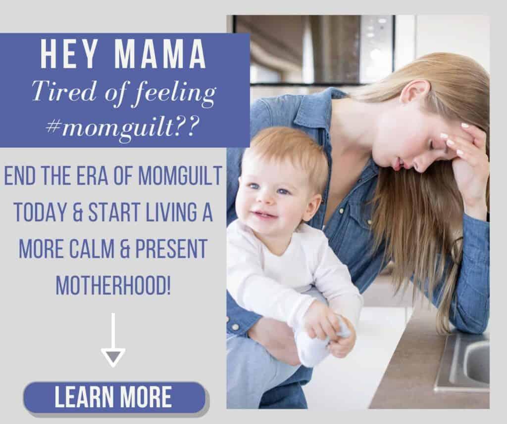 end mom guilt online course