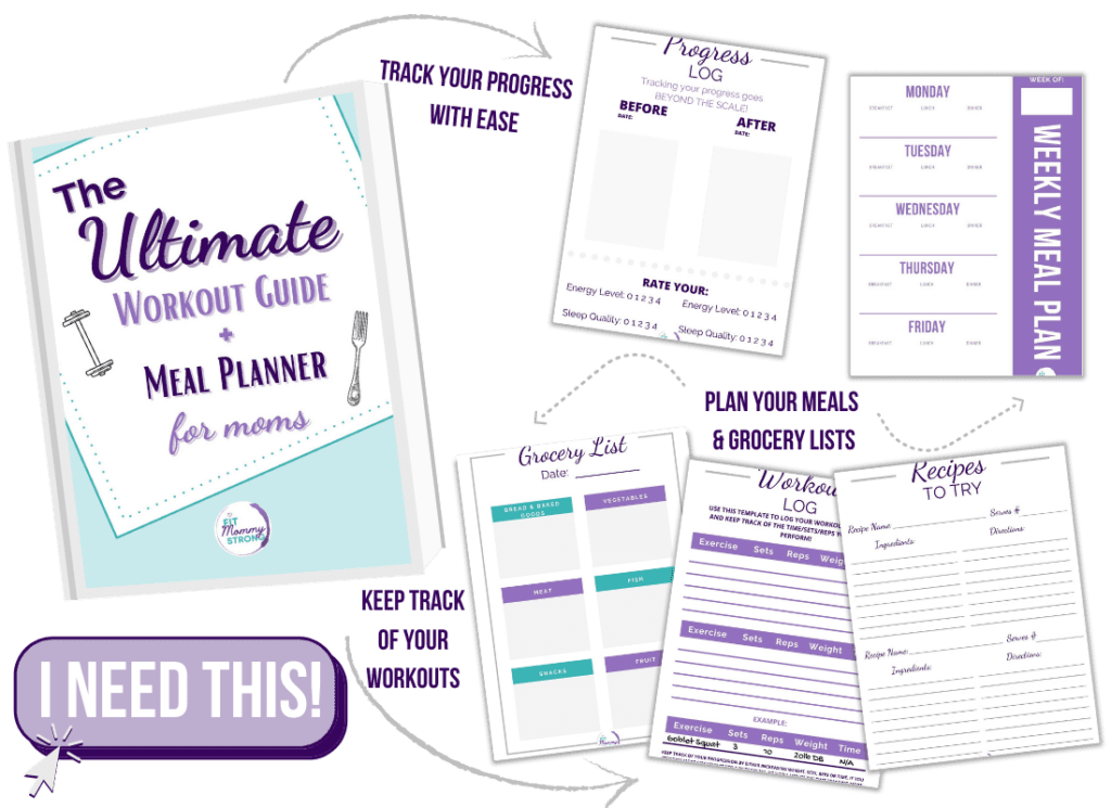 Ultimate Workout Guide + Meal Planner