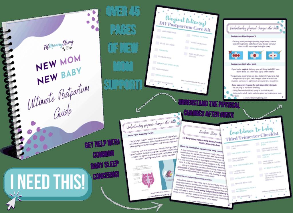 Ultimate Postpartum Guide