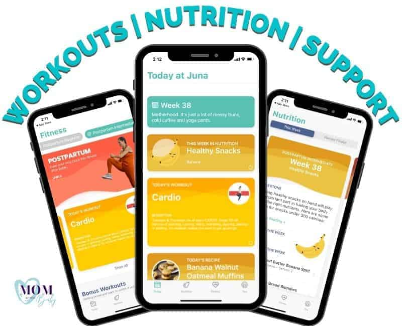 juna app workout