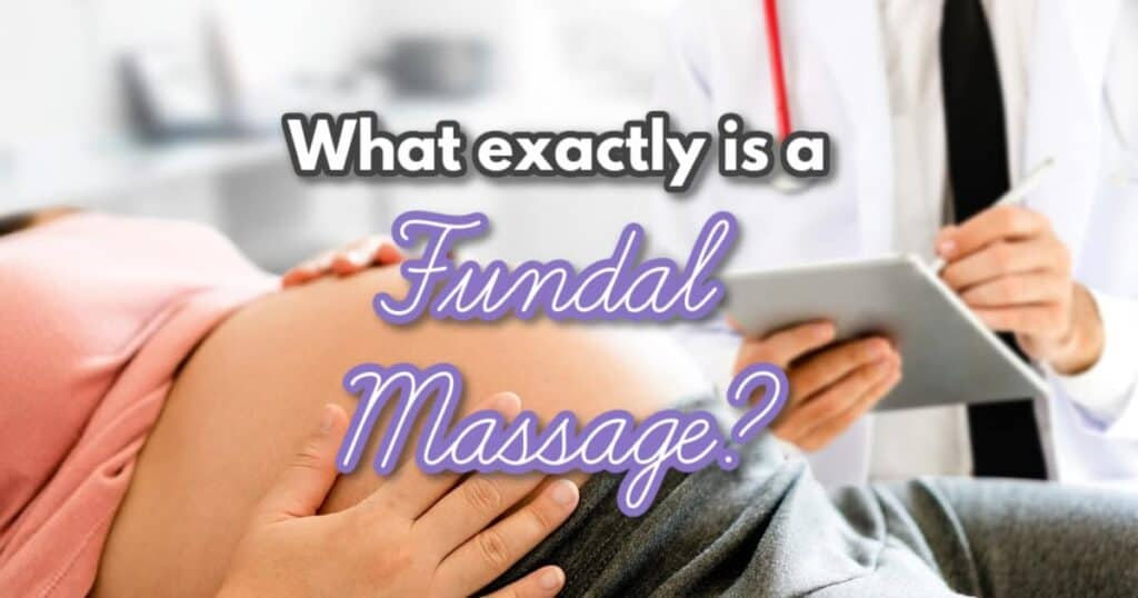 what is a fundal massage