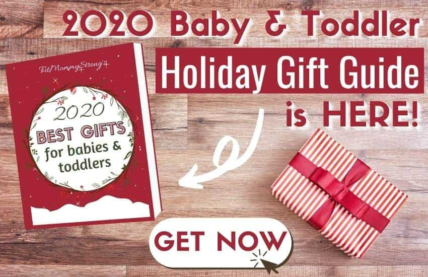 Baby Toddler Gift Guide
