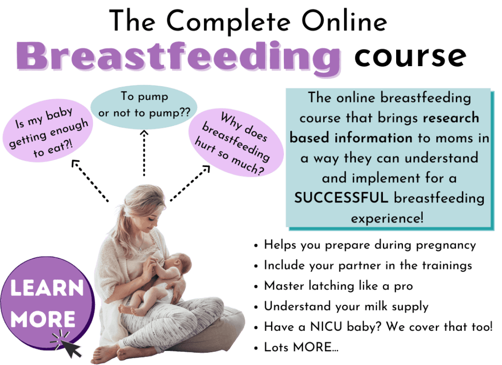 Complete Online Breastfeeding Course