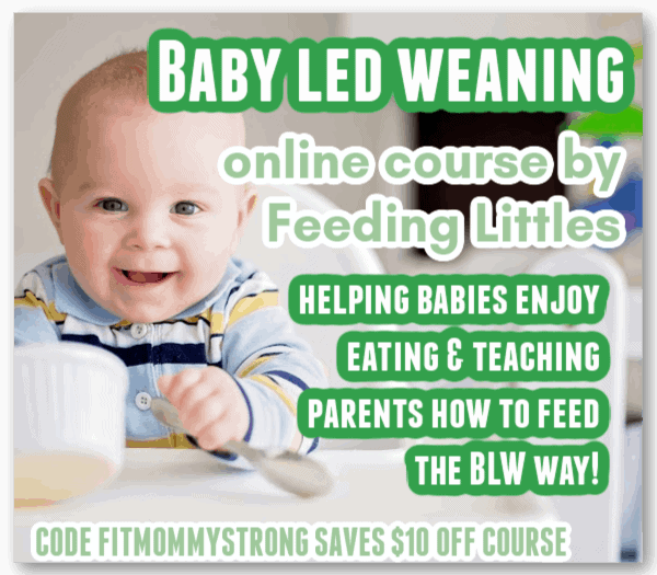 baby led weaning by feeding littles