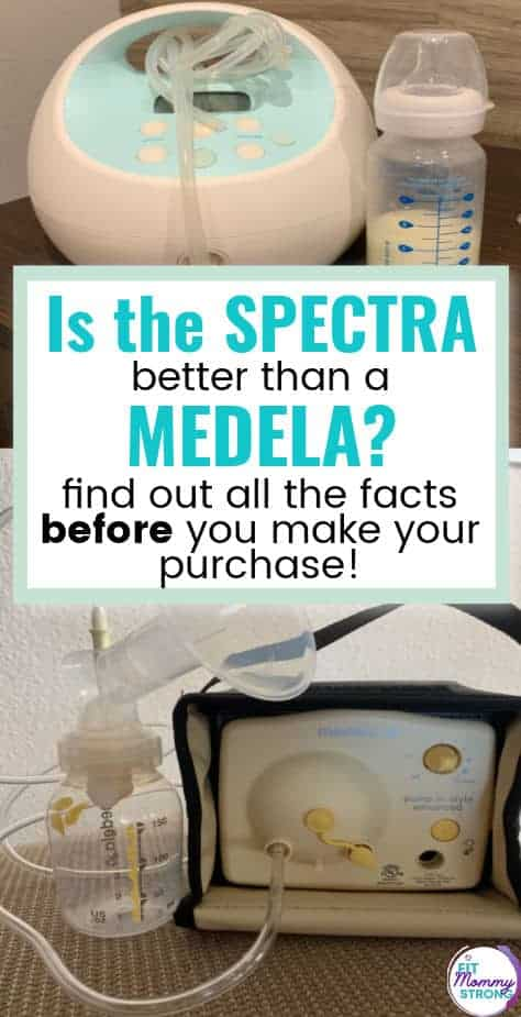 Specta vs Medela: Which is the BEST breast pump?