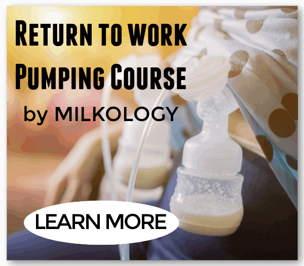return to work pumping course