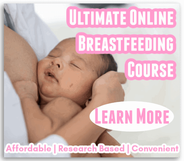 ultimate online breastfeeding course
