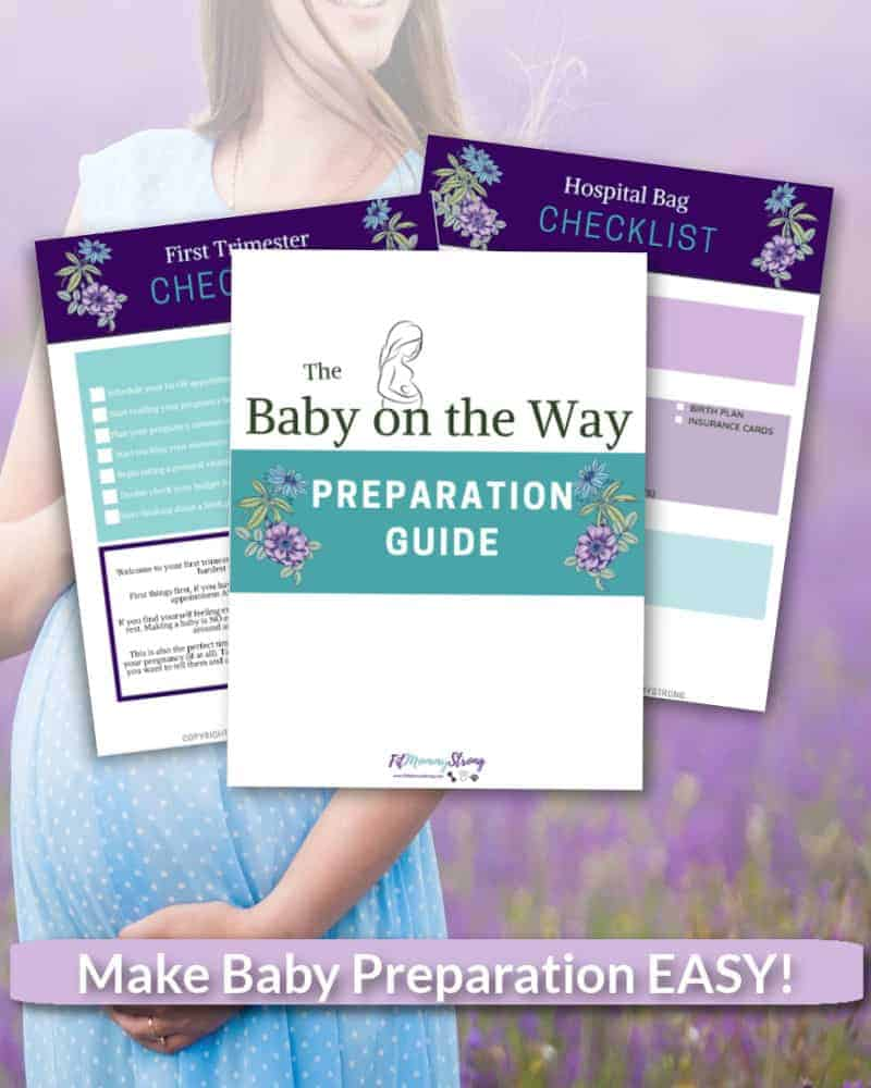 baby preparation guide
