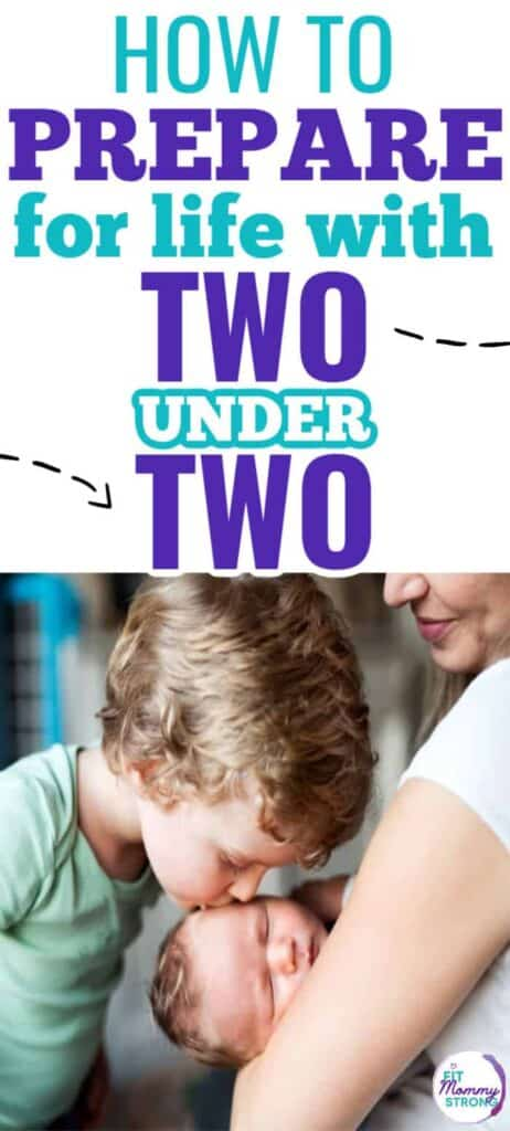 Preparing for Two Under Two - Parenting Preparation Guide