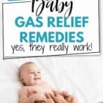 Baby Gas Relief Remedies That WORK