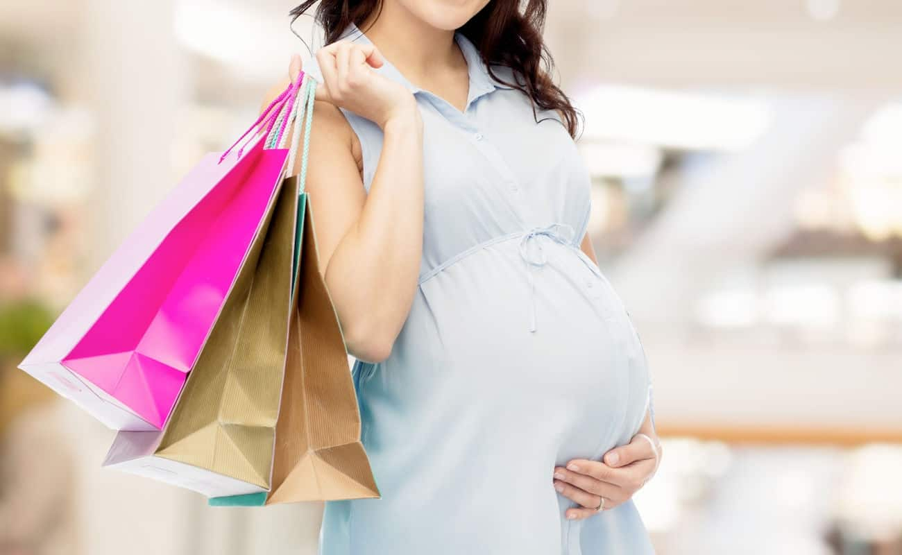making a baby registry