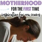The Journey To Motherhood as a First Time Mom