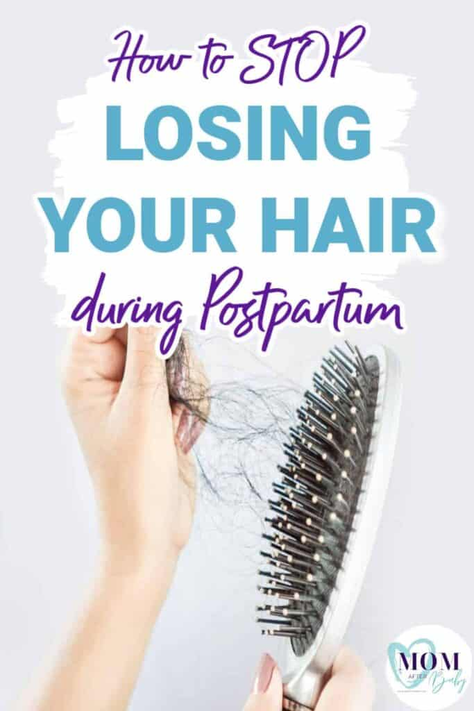 Postpartum Hair Loss Remedies that REALLY Work