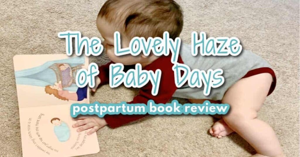 the lovely haze of baby days book review