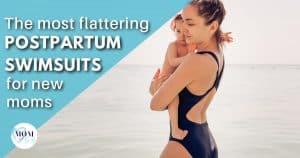 best postpartum swimsuits