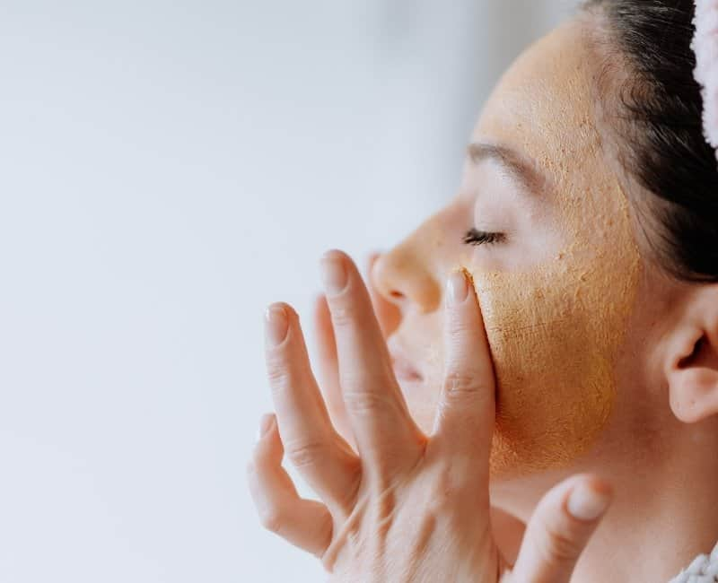 at home facial - Self Care Ideas for Moms