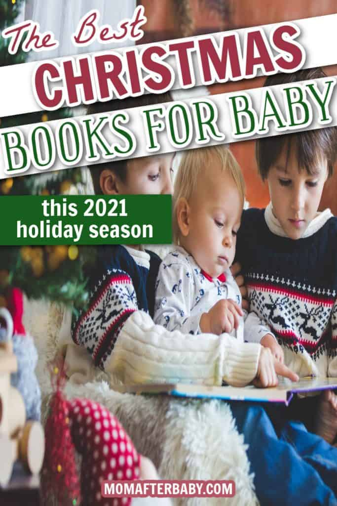 The Best Christmas Books for Baby