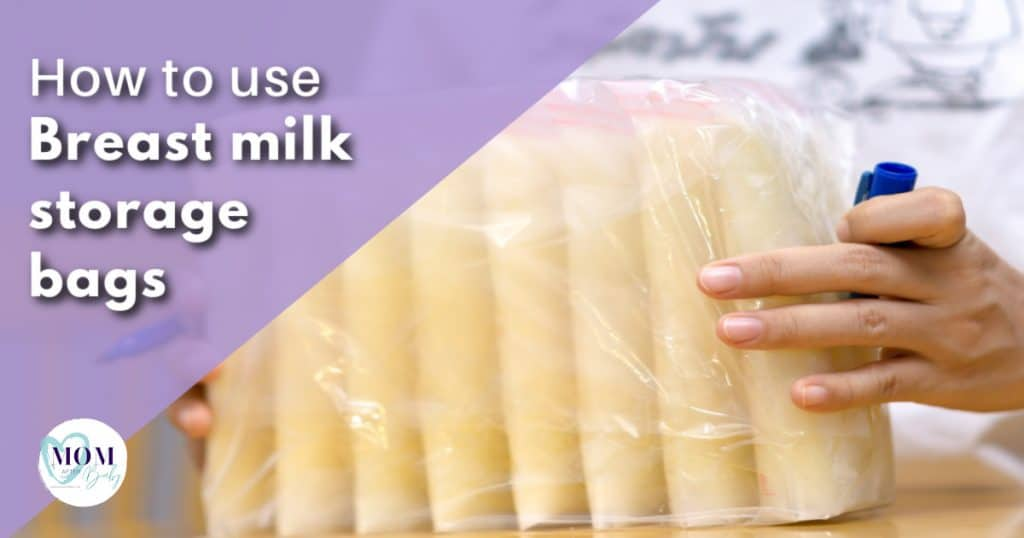 How to Use Breast Milk Storage Bags