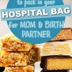 20 Healthy Snacks to Pack in your Hospital Bag before Labor