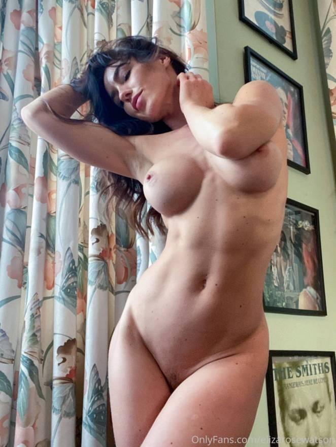 2020 Hottest Eliza Rose Watson Nude Leaked Pics! 108