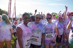 color runners