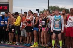 racers at start line