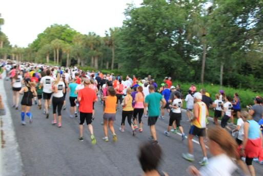 10k runners