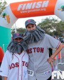 red sox fans at race