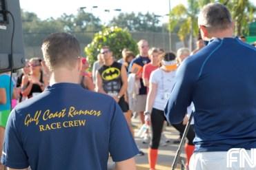race line up