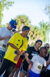pre-race runners