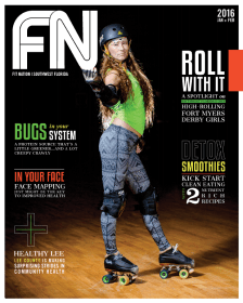 Fit Nation Derby Cover