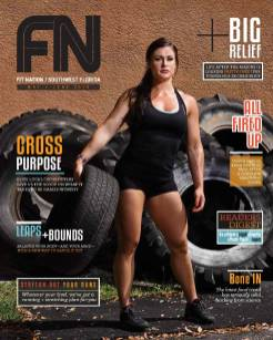 Fit Nation Cover | Lauren Brooks