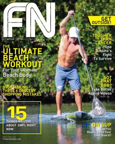 Fit Nation Magazine May/ June Issue