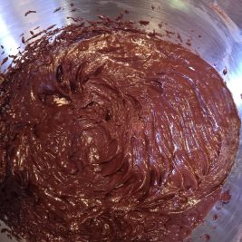 dark chocolate cookie mix