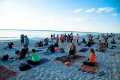 Fit Nation Sunset Yoga Feb16-