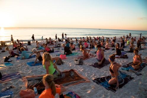 Fit Nation Sunset Yoga Feb16--60
