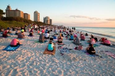 Fit Nation Sunset Yoga Feb16--65