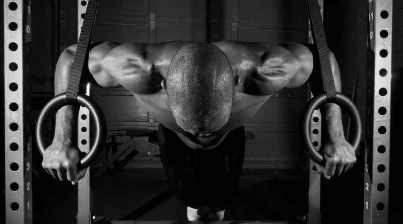 Se muscler au poids du corps avec du matériel !