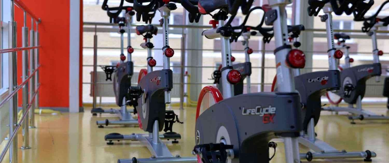 Sportschool servicecontract fietsen