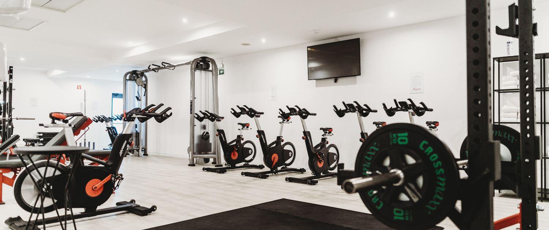 Homepage FSR Fitness service