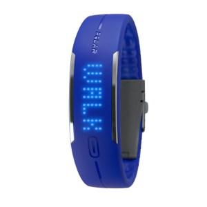 Polar Loop armband blauw