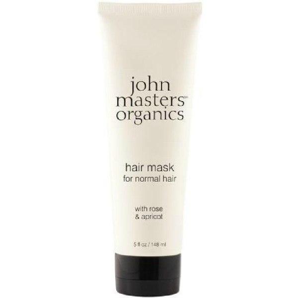 John Masters Organics Hair Mask With Rose & Apricot 148 ml
